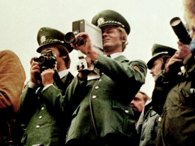 Film still from 'Germany in Autumn' (1978)